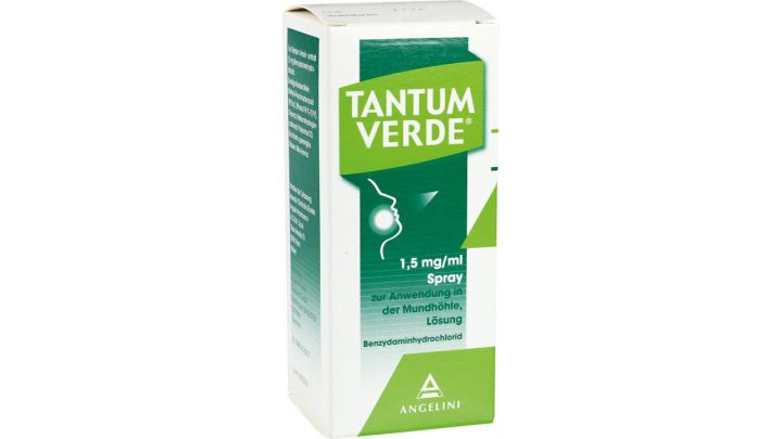 Tantum Verde® 1,5 mg/ml* Spray