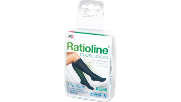 Ratioline Travel Socks Gr. 36–40